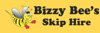 Bizzy Bee Skip Hire logo